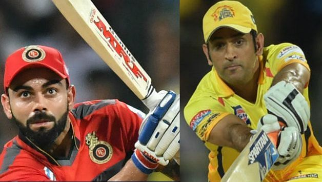 Virat Kohli and MS Dhoni were the highest run scorers of their respective teams (Image courtesy - IPLT20/BCCI)