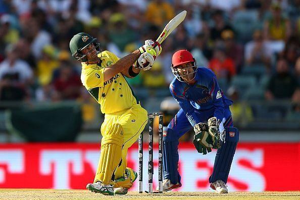 Australia v Afghanistan - 2015 Cricket World Cup