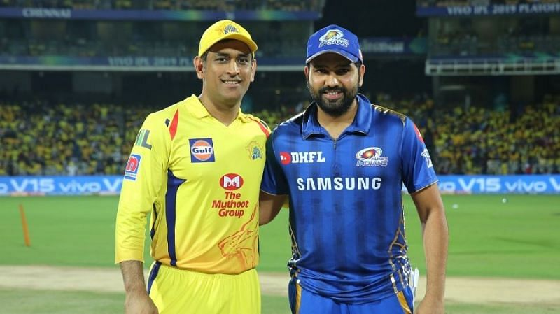 Mumbai Indians and Chennai Super Kings will fight it out for the ultimate prize