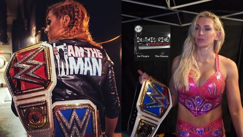 Will Becky Lynch lose her SmackDown Women