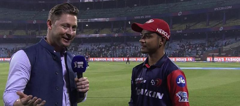 michael clarke as a ipl commentator