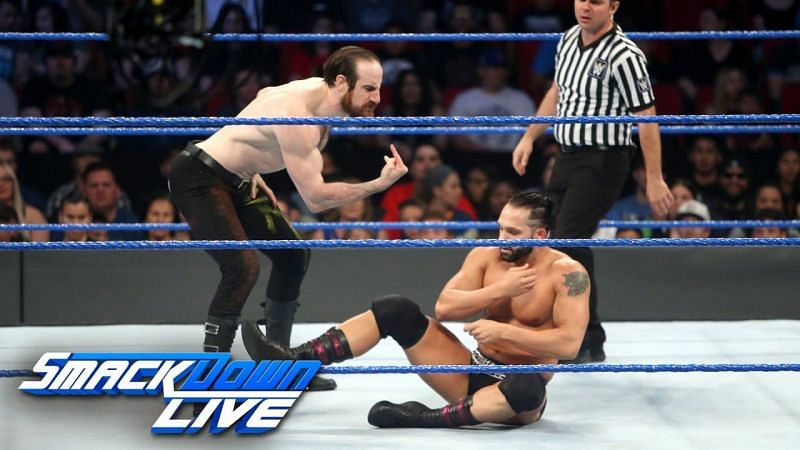 Aiden English is still assigned to the SmackDown roster