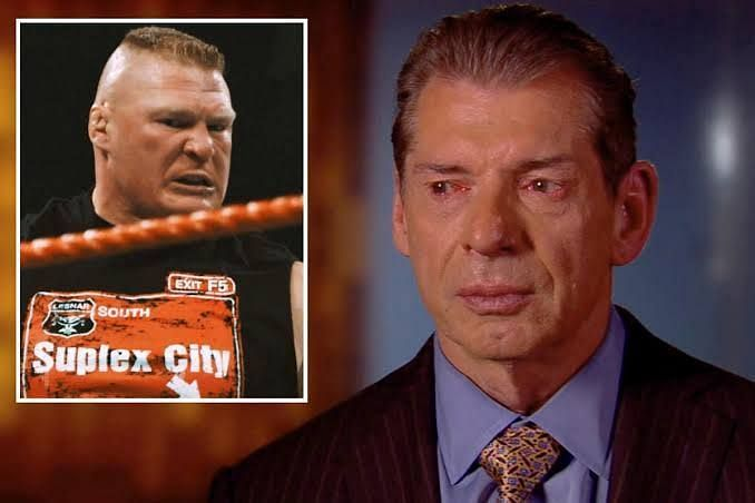 Vince McMahon will regret if he loses Brock Lesnar to AEW