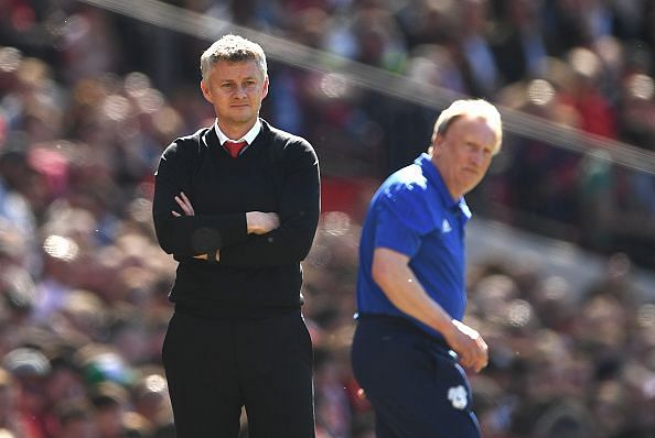 Solskjaer needs reinforcements if his side are to challenge next season