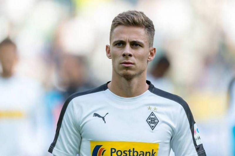 Thorgan Hazard like his brother Eden enjoyed his best ever individual club stats of his career.