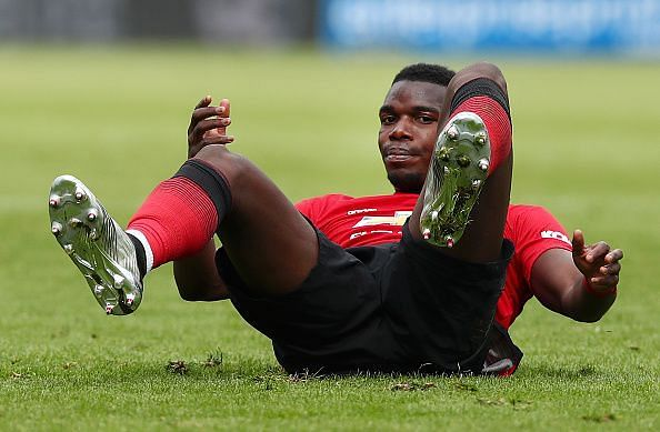 Paul Pogba - Another unconvincing performance