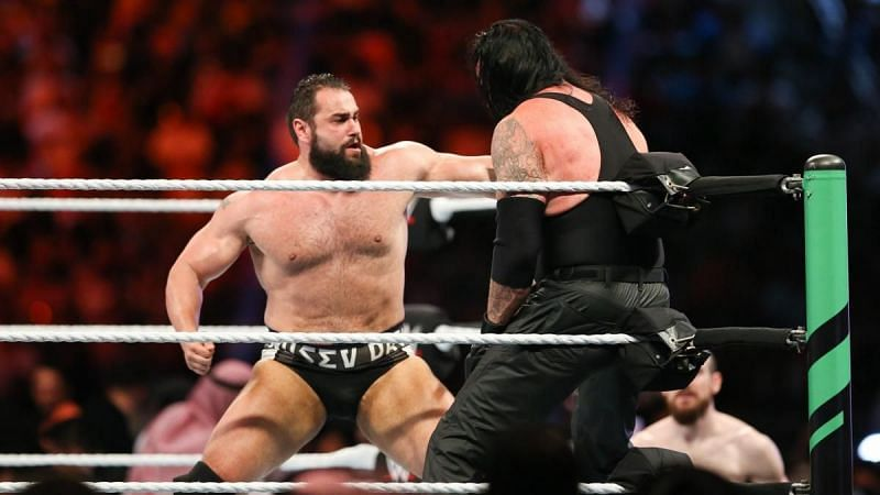 Rusev is a three-time United States champion