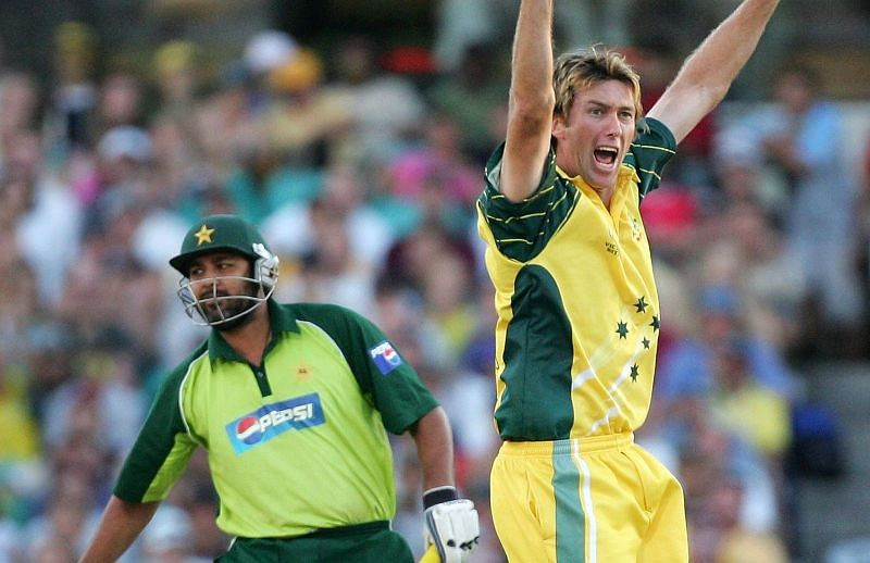 5/14 by Glenn McGrath of Australia against West Indies in 1999 is the best bowling performance by a player at this ground
