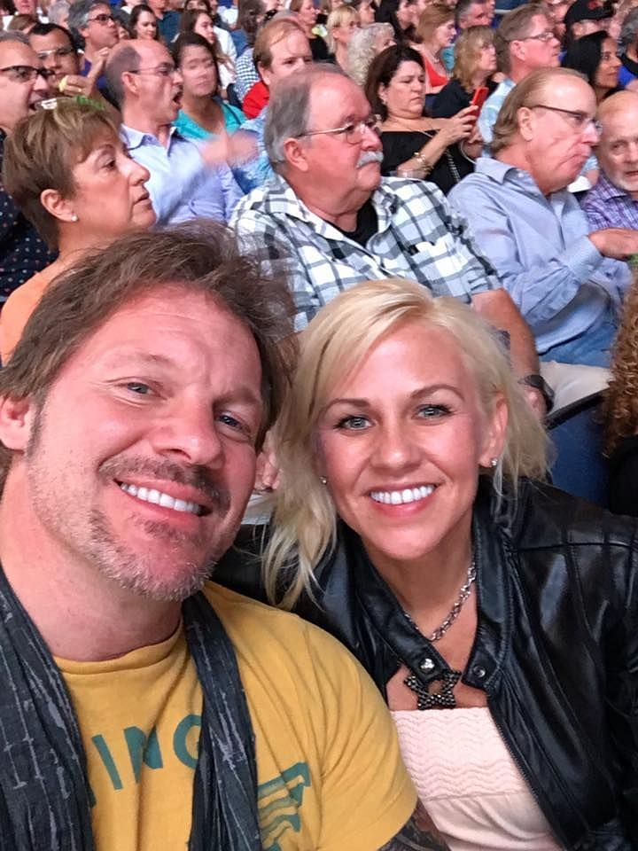 Jericho and his wife