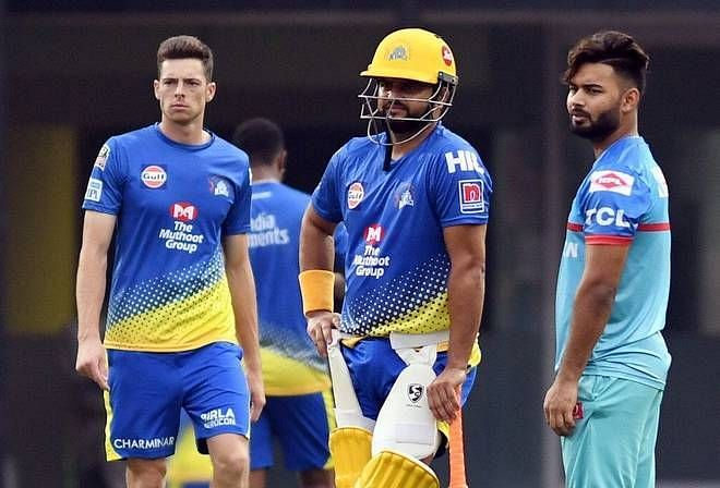CSK have emerged victorious in 14 games out of 20 when they met each other