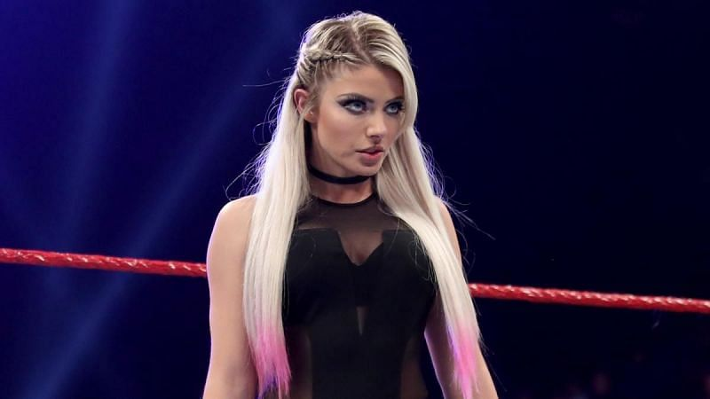 Is Alexa Bliss really injured?