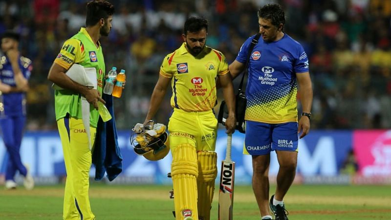 jadhav also ruled out of last ipl season due to injury