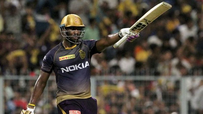 Andre Russell ( Image Courtesy: BCCI/IPLT20.com)