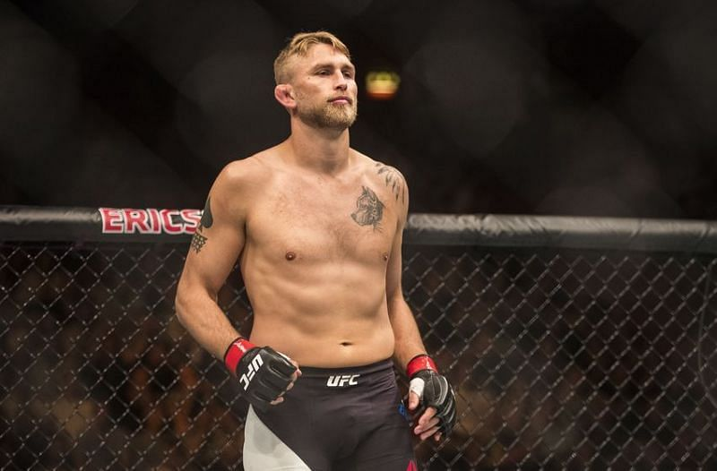 Alexander Gustafsson is ready for Anthony Smith