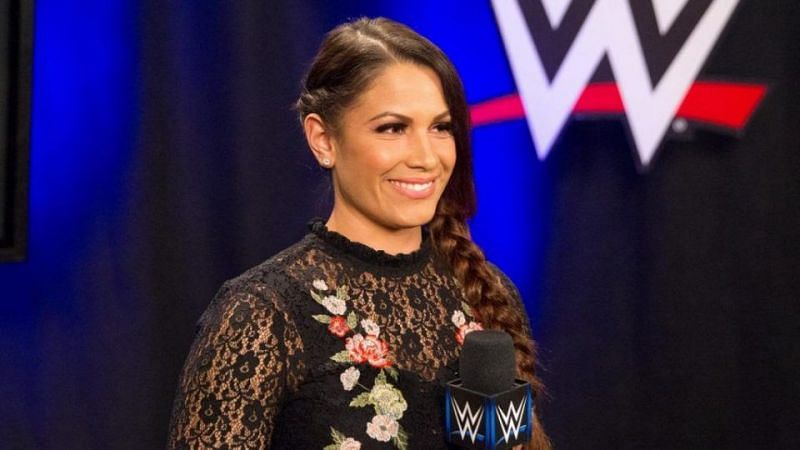 Dasha Fuentes is no longer with WWE