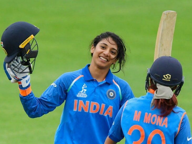 Smriti Mandhana can be backed to score a double century in the future