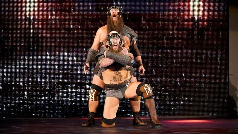 WWE has few tag teams on Raw that could be champions come August