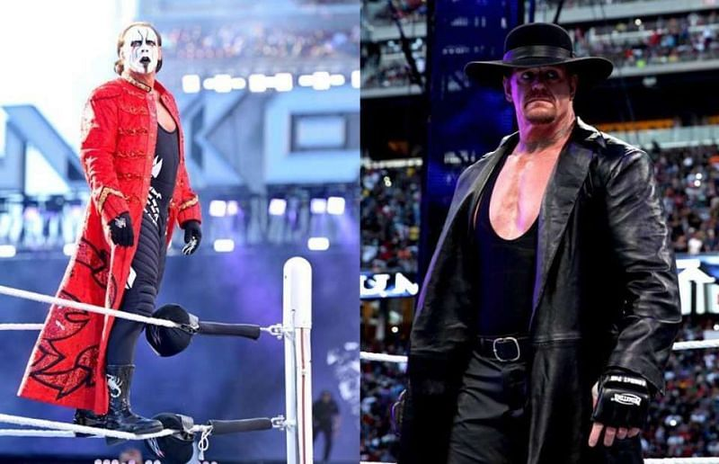 sting and undertaker
