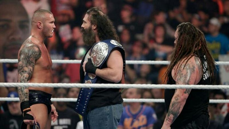 Luke Harper and Randy Orton have never moved in the Superstar Shakeup