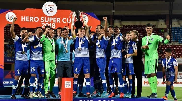 Albert Roca signed off Bengaluru FC after helping them clinch the inaugural edition of the Super Cup