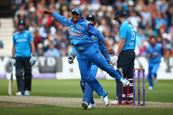 5 catches by Suresh Raina of India is the highest number of catches by a player at this ground.