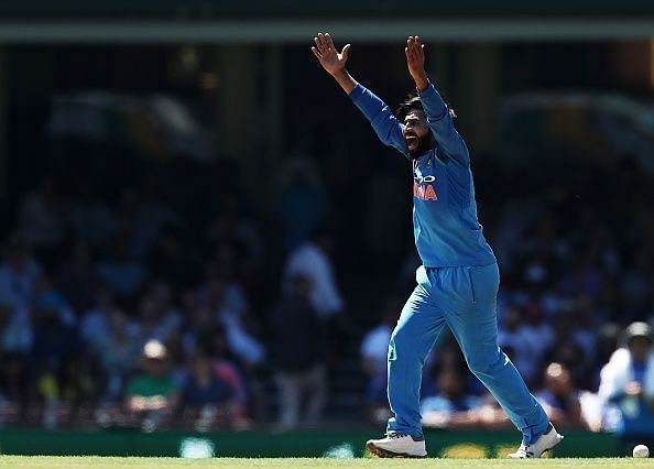 Ravindra Jadeja of India has the best bowling figures in all ODIs played at Sophia Gardens
