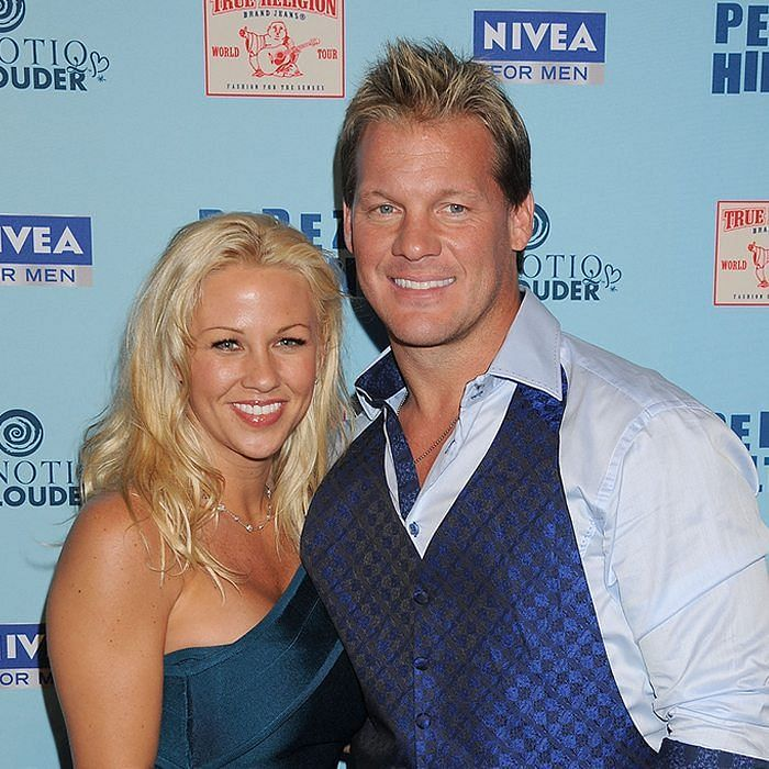 Chris Jericho and jessica