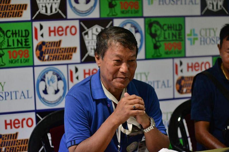 Ibomcha Singh, TRAU FC President