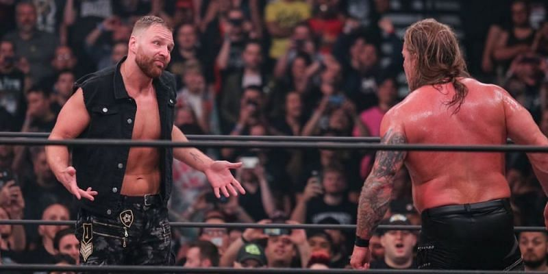 Image result for dean ambrose debut all elite wrestling