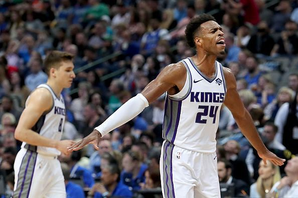 Sacramento Kings have one of the best young core in the league