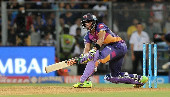 Manoj Tiwary could have improved CSK