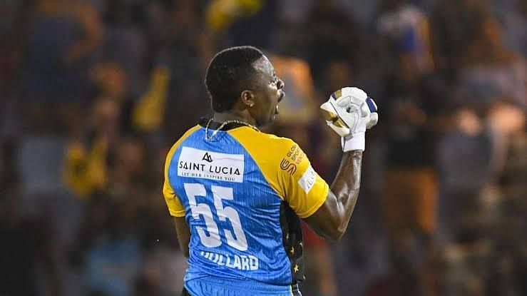 Kieron Pollard To Play For Trinbago Knight Riders In CPL 2019
