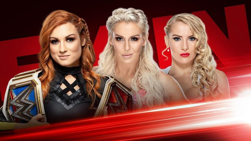 Can The Man hold her own against both title challengers on RAW?
