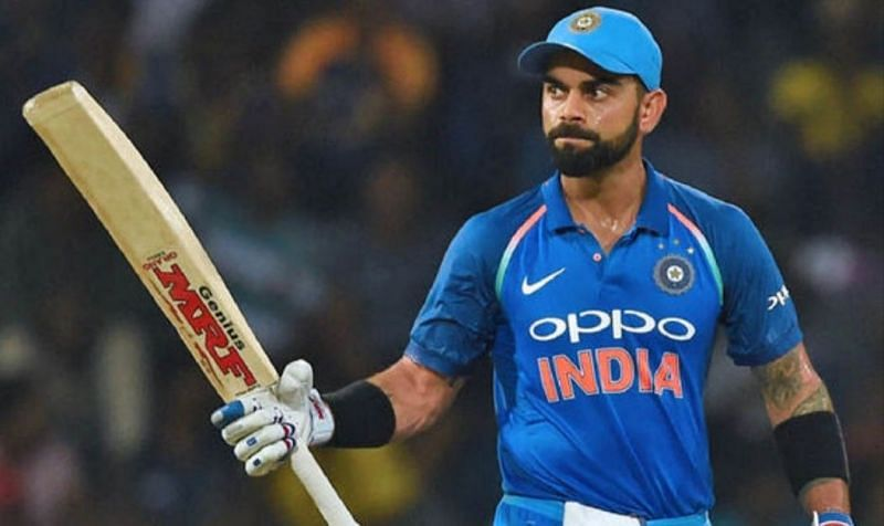 Indian cricket team captain first Kohli