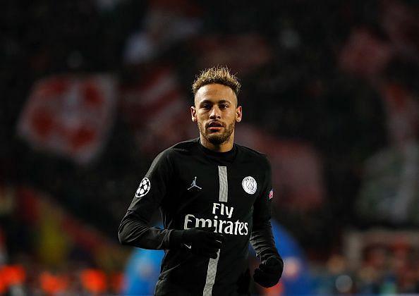 Neymar has made up his mind