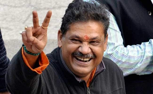 Veteran politician Kirti Azad would contest poll for the Dhanbad seat (Image Courtesy: NDTV.com)