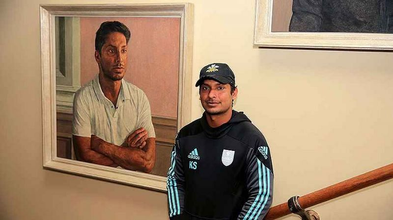 Kumar Sangakkara in the Lord