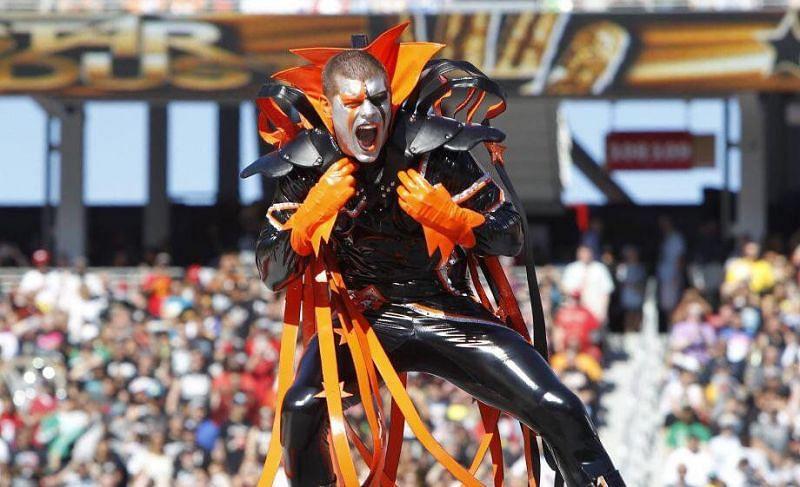 Cody Rhodes channels his inner supervillain at WrestleMania