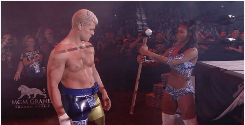 Cody and Brandi Rhodes should stop trying to imitate Triple H and Stephanie McMahon