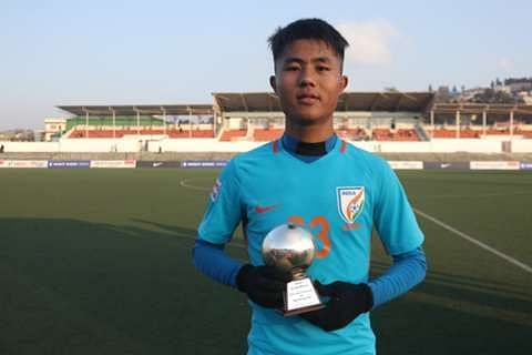 Lalengmawia is currently training with the rest of the India U-19 squad, which will participate in the 2020 AFC U-19 Championships Qualifiers in November.