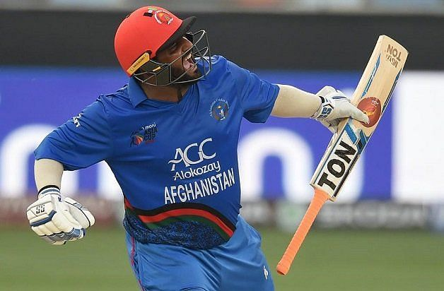 Shahzad scored ton in this match