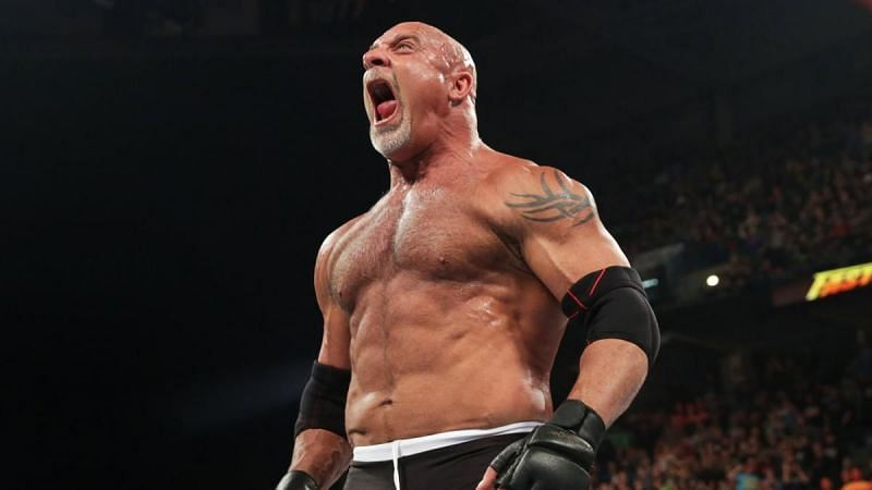 Goldberg is making a return to the WWE next month