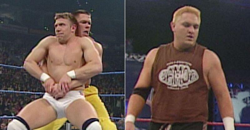 Daniel Bryan and Samoa Joe were jobbers before becoming champions in WWE