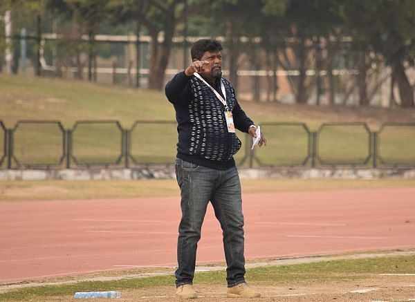 Stanley Rozario, serving as the Aizawl FC coach, was an assistant to Bob Houghton at the national team