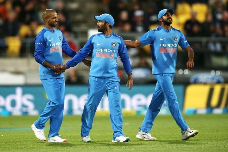 विजय शंकर कोकेवल 9 एकदिवसीयमैचों का अनुभव प्राप्त है