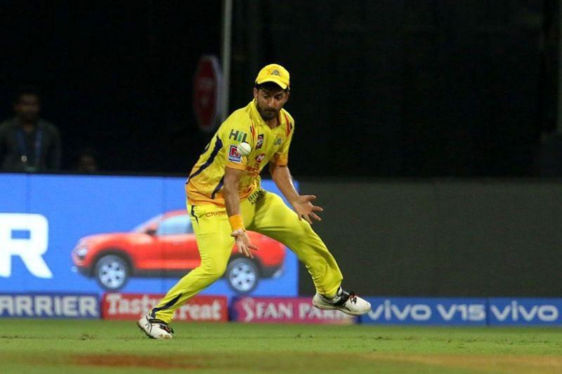Mohit Sharma was super sloppy on the field. (Image Courtesy: IPLT20)