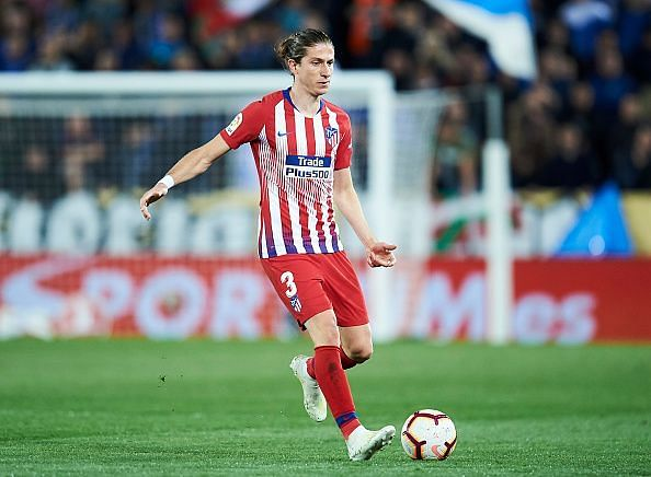 Luis has been a mainstay on the left-side of Atleti