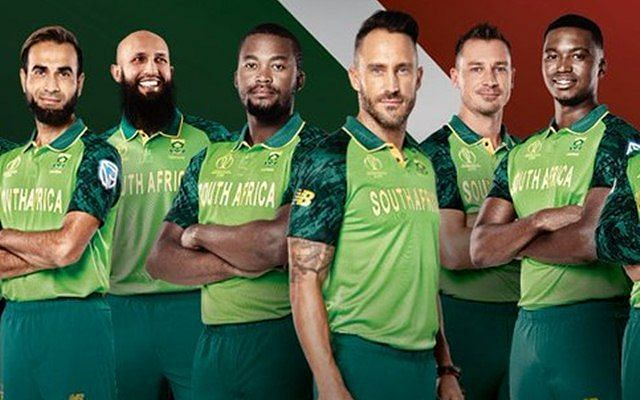 Southafrican Team
