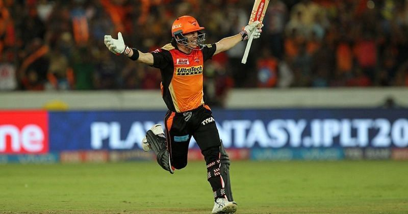 David Warner became the first man to win the Orange Cap thrice (Pic courtesy - BCCI/iplt20.com)