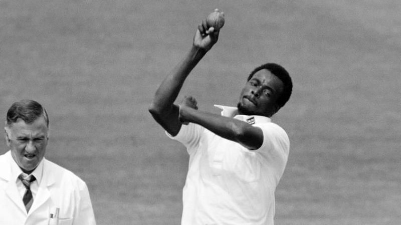 Enter captionEnter caption It was time for Winston Davis, the odd man out in a top-class pace attack, to scythe through Australia in the World Cup 1983.